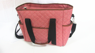 Customized Fashion Nappy Bag in Large Capcity